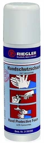 ID: 114573 - RIEGLER Handschutz-Schaum-Spray, 200 ml
