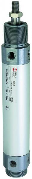 ID: 105876 - Rundzylinder, doppeltwirkend, Magnet, Kolben-Ø 50, Hub 250, G 1/4