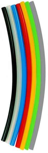 ID: 113624 - Polyethylenschlauch, Schlauch-ø 12x10 mm, rot, Rolle à 25 m