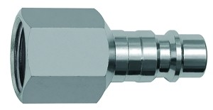 ID: 141673 - Nippel für Kupplungen NW 7,2, Stahl, G 3/8 IG