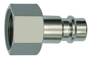 ID: 141549 - Nippel für Kupplungen NW 7,2 - NW 7,8, Stahl, G 1/8 IG