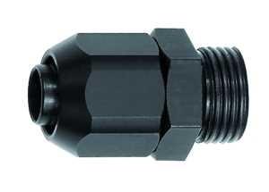 ID: 152992 - Einschraubverschraubung für PVC-Pneumatikschlauch 9x11,6, G 3/8