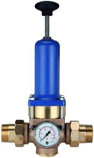 Druckregler für Trinkwasser, ohne DVGW, R 2, 1,5 -