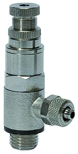 ID: 107042 - Kleinstdruckregler, Schnellverschr.G 1/4, Schl. 6/4