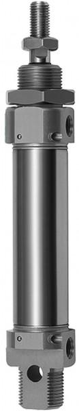 ID: 105816 - Rundzylinder, doppeltwirkend, Magnet, Kolben-Ø 25, Hub 80, G 1/8