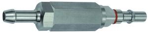 ID: 141903 - Unverwechselbare Einstecktülle NW 6, ISO 6150 C, RSV, LW 8, rot