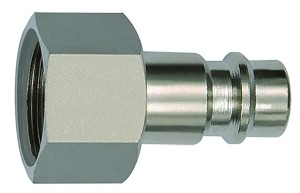 ID: 141550 - Nippel für Kupplungen NW 7,2 - NW 7,8, Stahl, G 1/4 IG