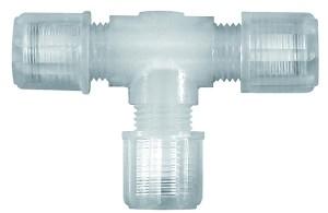 ID: 110934 - T-Schlauchverbindung, für Schlauch 4/6 mm, PFA