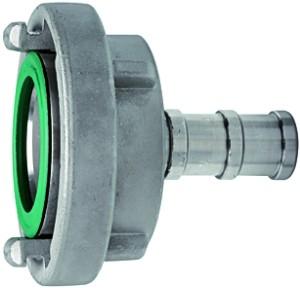 ID: 108297 - Storz-Kupplung, Stutzen, drehbar, ES V4A, Storz-Größe 100, LW 100