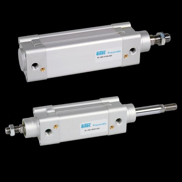 ISO-Profilzylinder doppeltwirkend