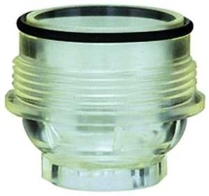ID: 101381 - Klarsichtsiebtasse, für Druckregler für Trinkwasser, R 1/2, R 3/4