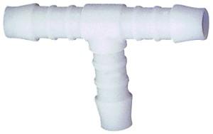 ID: 111021 - T-Schlauchverbindungsstutzen, für Schlauch LW 6 mm, POM