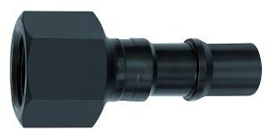 ID: 141730 - Nippel für Kupplungen NW 11, ISO 6150 C, Stahl, NPT 3/8 IG