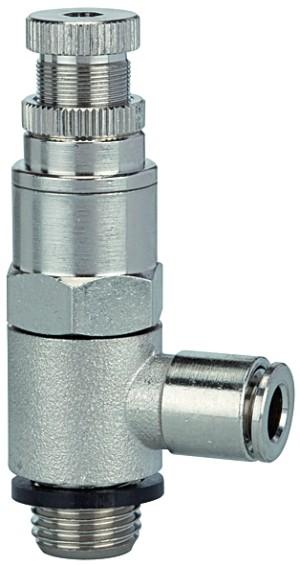 ID: 107050 - Kleinstdruckregler, Steckverbindung für Schlauch 10, G 1/4