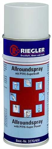 ID: 114566 - RIEGLER Allroundspray, PTFE-haltig, 400 ml