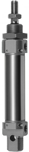 ID: 105810 - Rundzylinder, doppeltwirkend, Magnet, Kolben-Ø 20, Hub 160, G 1/8
