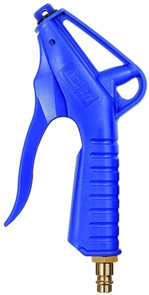 ID: 114390 - Dosierbare Basis-Blaspistole ohne Düse, POM, G 1/4, Tülle LW 6