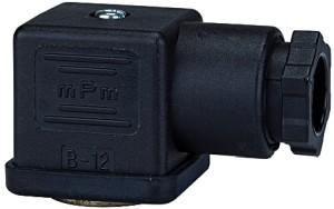 ID: 100282 - Gerätestecker für Druckschalter, nach DIN EN 175301-803 A