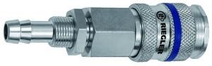 ID: 141529 - Schnellverschlusskupplung NW 7,8, Stahl, Tülle LW 6, M12x1