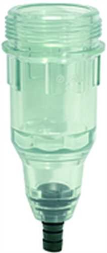 ID: 101413 - Kunststoffbehälter, für Rückspülfilter, R 3/4, R 1 und R 1 1/4