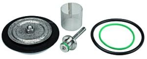 ID: 101205 - Verschleißteilesatz mit PTFE-Membrane, G 1/4