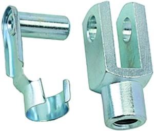 ID: 105740 - Gabelkopf, für Rund-/Kompaktzylinder, Kolben-Ø 20/20 - 25