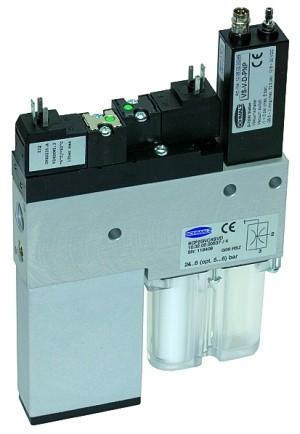 ID: 108404 - Kompaktejektor »CP« Luftsparregelung, Düsengröße 1,5 mm, NO