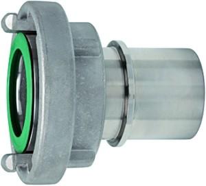 ID: 108304 - Storz-Kuppl., Stutzen, Schaleneinband, ES V4A, Größe 110-A, LW100