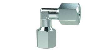ID: 159707 - Winkel-Verschraubung, Rohr-Außen-Ø 25 mm, Stahl verzinkt