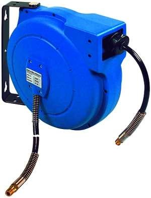 ID: 113968 - Schlauchaufroller, Druckluft/Wasser, PVC-Schl. ø 12x8, R 1/4, 8 m