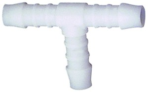 ID: 111028 - T-Schlauchverbindungsstutzen, für Schlauch LW 25 mm, POM