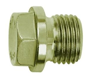 ID: 111671 - Verschlussschraube, Außensechskant, Bund, G 3/4, SW 24, ES 1.4571