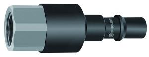 ID: 141794 - Nippel mit RSV für Kupplungen NW 11, ISO 6150 C, Stahl, G 1/2 IG