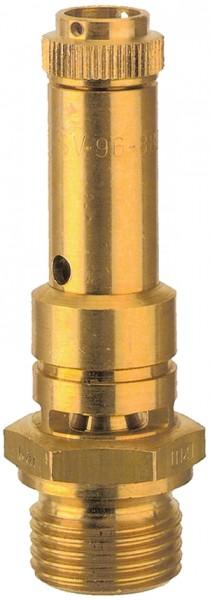 ID: 103990 - Sicherheitsventil DN 8, Messing, G 1/4, Ansprechdruck 6 bar