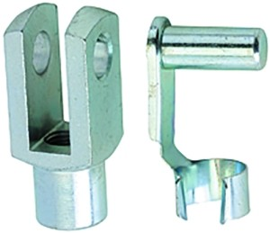 ID: 105886 - Gabelkopf für Rund-/Kompakt-/Normzylinder, Kolben-Ø 40/50-63/40