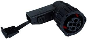 ID: 103029 - Gerätestecker für Druckschalter mit Bajonettanschluss