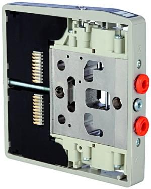 ID: 106678 - Ventilscheibe HDM, Anschl. 4 mm, 5/2-Wege monostabil, nutzt 1 Pin