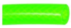 ID: 113782 - PVC-Gewebeschlauch leuchtgrün, Schlauch-ø 20x13, Rolle à 50 m