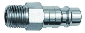 ID: 141668 - Nippel für Kupplungen NW 7,2, Stahl, G 1/4 AG