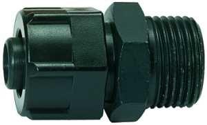ID: 113823 - Einschraubverschraubung, für PVC-Pneumatikschlauch 10,2x8, G 1/4