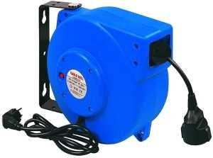 ID: 113982 - Elektro-Kabelaufroller, HO5VV-F, 230V, 50Hz, max. 10 Ampère, 15 m