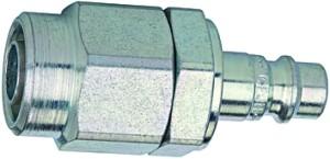 ID: 107386 - Nippel, NW7,2-NW7,8 »stream line«, Stahl gehärtet/verz., 13,5x9,5
