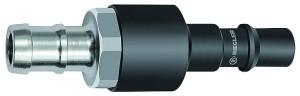 ID: 141796 - Einstecktülle für Kupplungen NW 11, RSV, ISO 6150 C, Stahl, LW 13