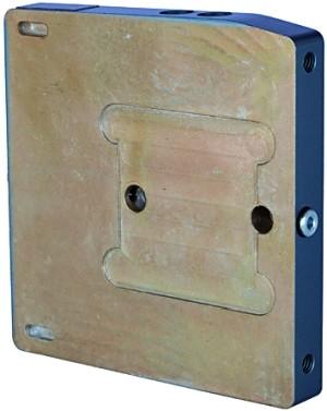 ID: 106698 - Endplatte für Ventilinsel HDM, blind (zum Abschluss des Systems)