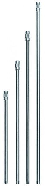 ID: 114338 - Verlängerungsrohr o. Düse, gerade 600 mm, Alu, für Sicher.düsen