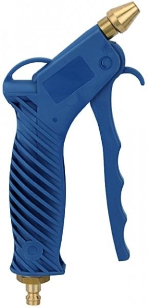 ID: 114378 - Blaspistole mit Sicherheitsdüse, Kunststoff, für Kupplungen NW 5