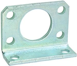 ID: 105880 - Fußbefestigung, für Rundzylinder (nicht ISO 6432), Kolben-Ø 32