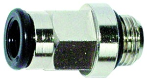 ID: 115922 - Gerade Einschraubverschr. »value line«, G 1/8 a., MS v. Ø8mm
