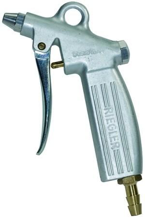 ID: 114421 - Dosierbare Blaspistole, Standarddüse, Aluminium, Tülle LW 9