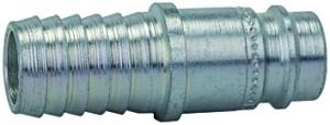 ID: 107472 - Einstecktülle, NW 10, Stahl gehärtet/verz., Robustausf., LW 13